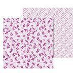 List Origami 65 g/m2, 15x15cm - červený, 40ks