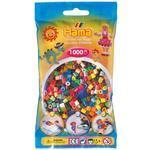 Hama MIDI Zažehlovací korálky 1000 ks - mix všech barev