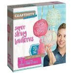 "Kreativní sada ""Craftivity"" - Super String Lanterns"