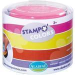 StampoColors Festival - Barevné polštářky