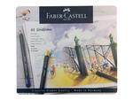 Faber-Castell Pastelky Goldfaber 48 ks, v plechu
