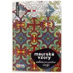 Malování pro pozitivní energii - Maurské vzory