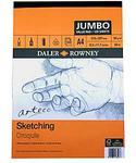 Skicák Arteco Sketching Jumbo - A4, 120 listů