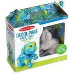 Decoupage - Štěně