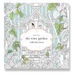 Omalovánky pro dospělé antistresové - Zahrada času