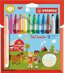 StabiloTrio fixy Jumbo 3mm 12ks