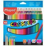 Maped Color´Peps Pastelky trojhranné 48 barev