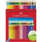 Faber-Castell Pastelky Colour Grip - sada 48 ks