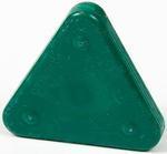 Vosková pastelka TRIANGLE MAGIQUE NEON - smaragdově zelená