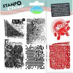 StampoClear Gelová razítka - Ornamenty