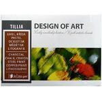 Blok grafický Tillia A4, 250 g/m2, 20 listů