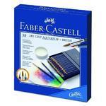 "Faber-Castell Pastelky Art Grip Aquarelle - Studio Box 38 ks i pro ""L"""
