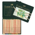Faber-Castell Pastelky PITT PASTEL - 24 ks v kovové etui