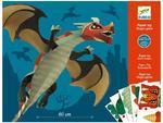 Origami skládačka - Velký drak