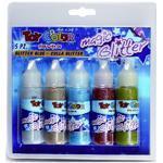 ToyColor Lepidlo Magic Glitter  Sada  5x25 ml