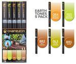 Chameleon Color Tones - 5 ks, Earth Tones
