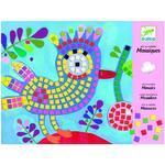 Djeco Výtvarná sada Mozaika - Pták a beruška