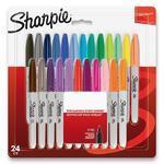 Permanentní popisovač Sharpie Fine - 24 barev