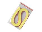 Proužky na Quilling šířka 3mm - světle žluté