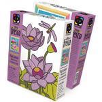 Třpytivý obrázek - Lotosový květ