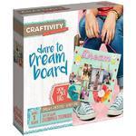 """Kreativní sada """"Craftivity"""" - Dare To Dream Board"""