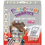 PlayColor Sada na MakeUp - Robot
