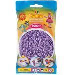 Hama MIDI Zažehlovací korálky  1000 ks - pastelově fialové