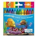 Voskovky Ocean World 12ks