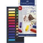 Faber-Castell Pastelové křídy Mini Studio Quality - 24 ks