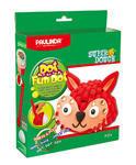 Tvořivá hmota Paulinda Dot Fun Dog 28 g +14 g  Zvířátko s doplňky