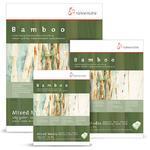 Hahnemühle Bamboo Mixed Media 80 x105 mm, 265 g/m2, 10 listů
