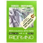 Fabriano skicák Eco Sketching  A3, 120g/m2, 40 listů