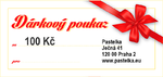Dárkový certifikát  100 Kč