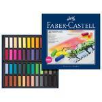 Faber-Castell QUALITY  Měkké pastely - 48 ks mini