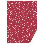 Happy Paper A4, 200 g/m2 - srdce červený/bílý