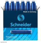 Schneider Inkoustové bombičky 6ks - modré