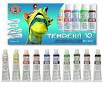 Koh-i-noor Temperové barvy - 10x16 ml