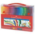 Faber-Castell Popisovače CONNECTOR - 60 ks v plastovém boxu