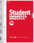 Student blok A4, čtvereček160 listů spirála