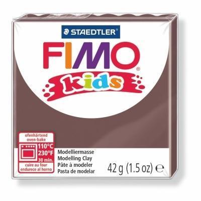 FIMO Kids 42 g - hnědá - 1