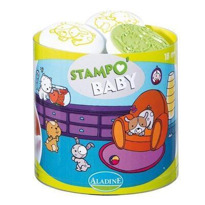StampoBaby - Domácí mazlíčci - 1