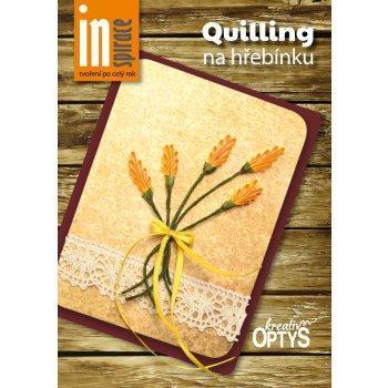 Quilling na hřebínku - inspirace - 1
