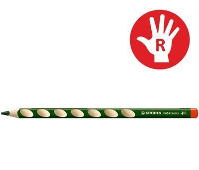 Stabilo EASYcolors 332/520 Pastelka pro praváky - listová zeleň - 1