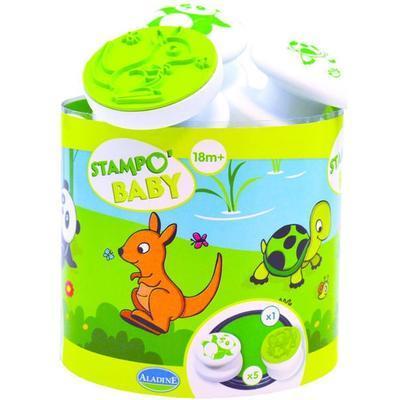 StampoBaby - Zvířátka z daleka - 1