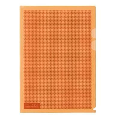 Obal zakládací A4/L- oranžový