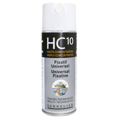 Fixativ spray  400 ml