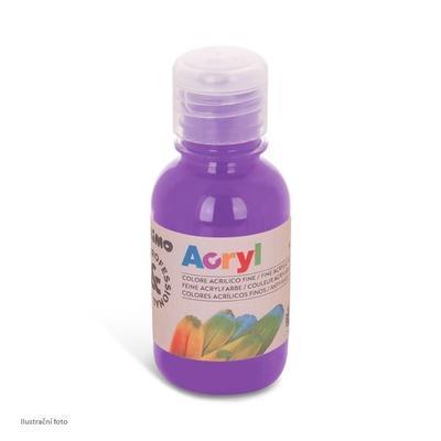 Akrylová barva PRIMO 125 ml č.400 - fialová