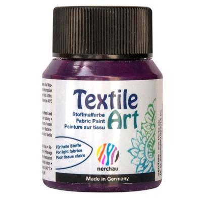 Textile Art 59 ml barva na světlý textil - bordó - 1