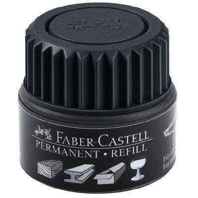 Faber-Castell Náplň Permanent GRIP 1505 /25 ml/ - černá - 1