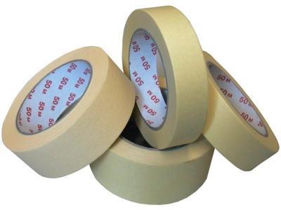Lepící páska krepová 75mm x 50m